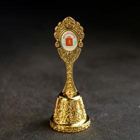 Колокольчик в форме кокошника «Красноярск. Часовня Параскевы Пятницы»