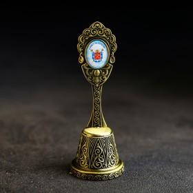 Колокольчик в форме кокошника «Санкт-Петербург. Исаакиевский собор»