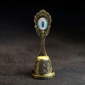 Колокольчик в форме кокошника «Ярославль. Успенский собор»