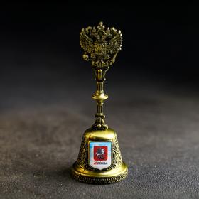 Колокольчик в форме герба «Москва. Кремль»