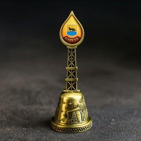 Колокольчик в форме капли «Сургут. Памятник основателям» в Донецке