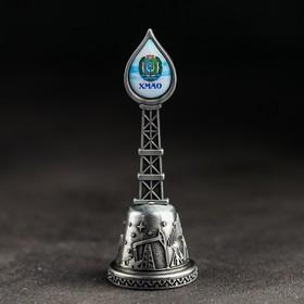 Колокольчик в форме капли «ХМАО. Мамонт» Ош