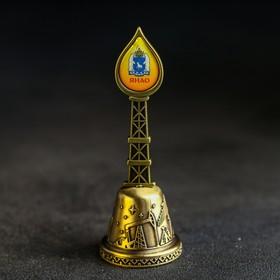 Колокольчик в форме капли «ЯНАО»