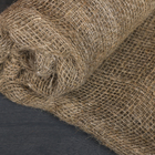 Flax natural, 0.95 × 5 m, density of 190 g/m2, weave 34/24
