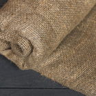 Лён натуральный, 1.1 × 5 м, плотность 260 г/м², плетение 46/40