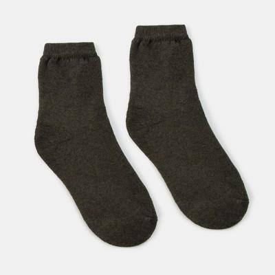 Women's Terry socks Collorista, size 23, color khaki