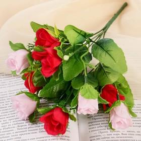 """A bouquet of """"Roses mini"""" 29 cm, mix"""