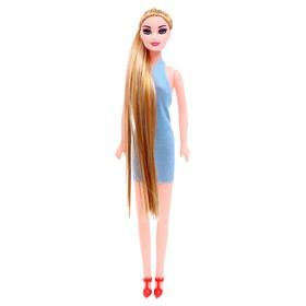 Кукла-модель «Ира» в платье, МИКС в Донецке