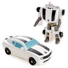 Робот «Автобот», трансформируется, цвета МИКС - фото 105506586
