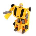 Робот «Автобот», трансформируется, цвета МИКС - фото 105506587