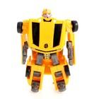 Робот «Автобот», трансформируется, цвета МИКС - фото 105506588