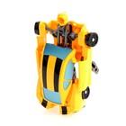 Робот «Автобот», трансформируется, цвета МИКС - фото 105506589