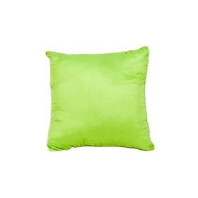 Подушка, размер 40 × 40 см, силиконизированное волокно, холлофайбер