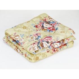 Одеяло всесезонное, размер 172 × 205 см, силиконизированное волокно, холлофайбер
