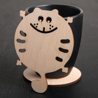"Stand for a mug ""Kitty"""
