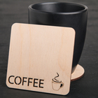 """A support under coffee """"Коffee"""""""