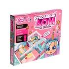 «Кукольный дом» из картона, кукла и аксессуары - фото 105511751