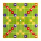 Настольная игра на эрудицию «Игра в слова»: скрабл, поле, подставки, мешок, буквы - фото 105620834