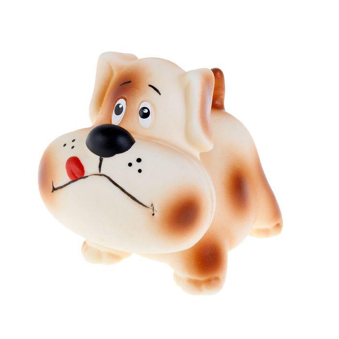 Резиновая игрушка «Собачка Барбос», МИКС