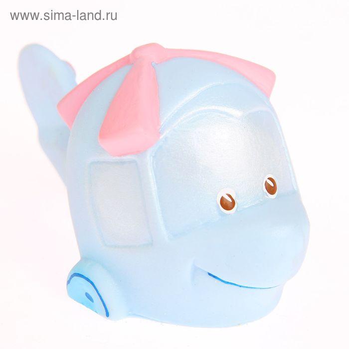 """Резиновая игрушка """"Вертолетик"""""""