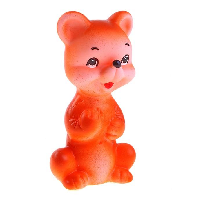 Резиновая игрушка «Енотик»
