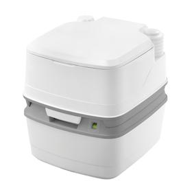 Биотуалет жидкостной, Porta Potti 165, нижний бак 21 л, верхний бак 15 л