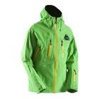Куртка Tobe Ludo, мужская, зеленый-оранжевый