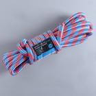Шнур плетёный с сердечником, ПП, d=18 мм, 10 м