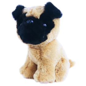 Мягкая игрушка «Собачка Мопс», 20 см