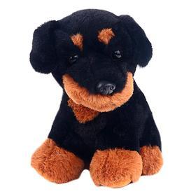 Мягкая игрушка «Собачка Ротвейлер», 20 см