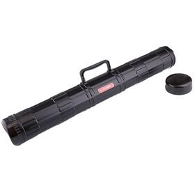 Тубус с ручкой, диаметр 90 мм, длина 680 мм, чёрный Ош