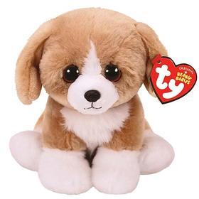 Мягкая игрушка «Собака Franklin» коричневая, 15 см