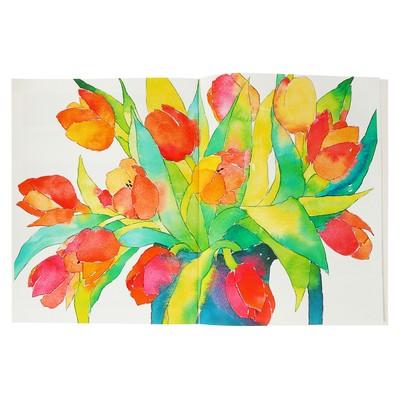 Ты – художник! Нарисуй цветы акварелью в стиле модерн по схемам. Перт Ф.