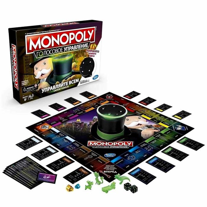 купить настольную игру монополия
