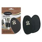 Полустельки для обуви Corbby Half black, чёрные, размер 35-36