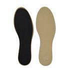 Стельки для обуви Corbby Leder latex, с активированным углём, размер 41-42