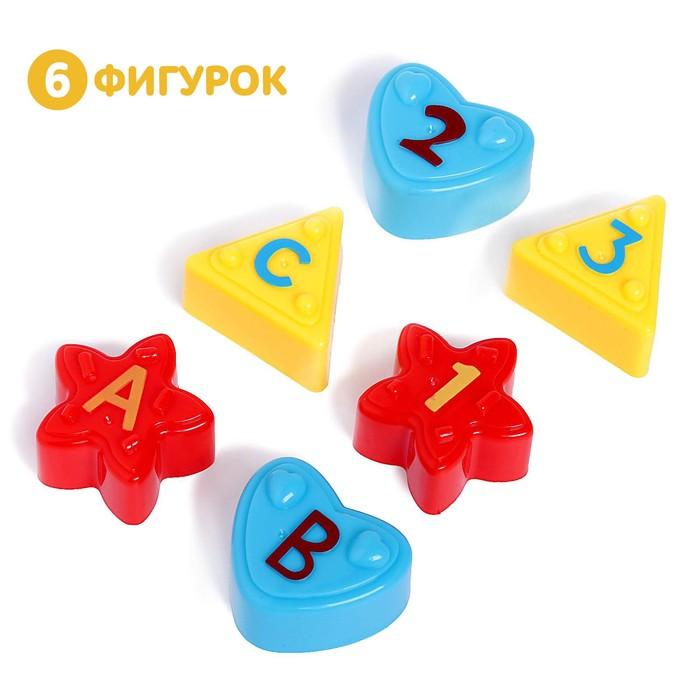 Музыкальная развивающая игрушка с сортером «Горшочек весельчак», звуковые эффекты