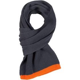 Шарф Amuse, цвет серый, оранжевый в Донецке