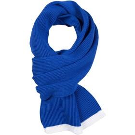 Шарф Amuse, цвет сине-белый в Донецке