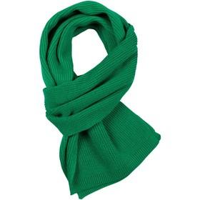Шарф Amuse, цвет зелёный в Донецке