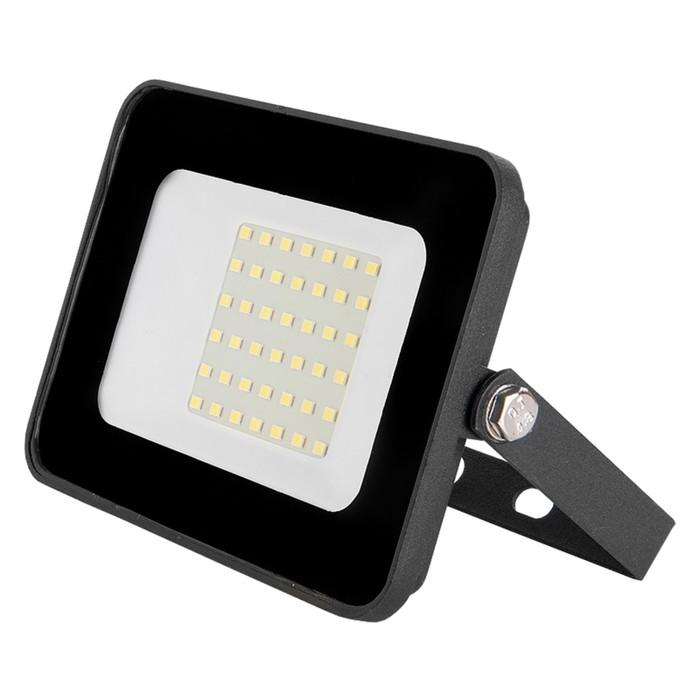 Прожектор GTAB-50BT-IP65-6500, 50Вт LED, 6500К, 3550лм, 220-240В, IP65