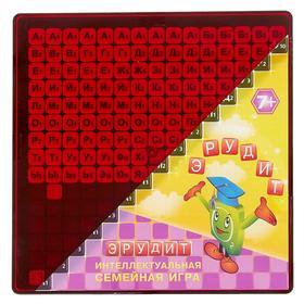 Настольная игра «Эрудит», 131 жёлтая фишка