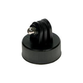 Крышка-держатель для экшн камеры LuazON, пластиковая, МИКС