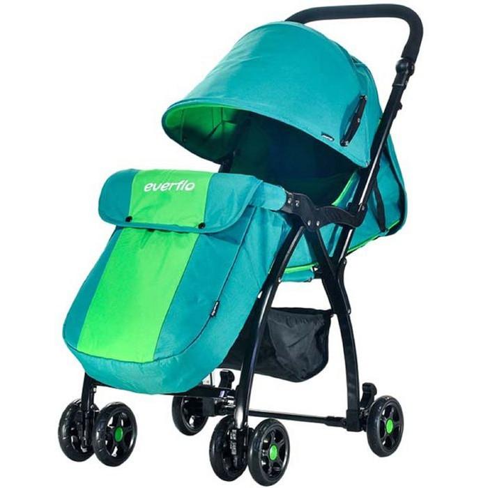 Коляска прогулочная Everflo Cricket Е-219, цвет green