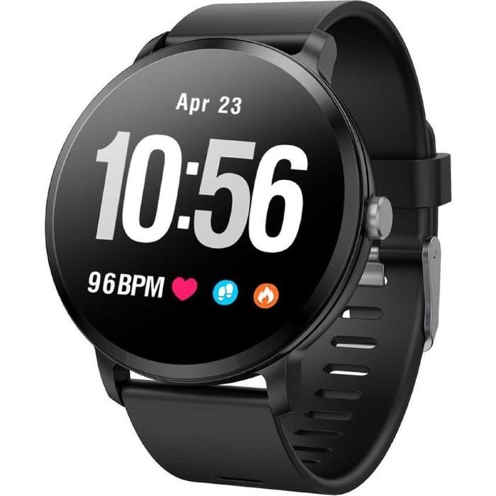 """Смарт-часы Digma Smartline T4r, 1.3"""", черный"""