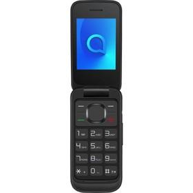 """Мобильный телефон Alcatel 2053D OneTouch, 2Sim, 2.4"""", 0.3Mpix, microSD, черный"""