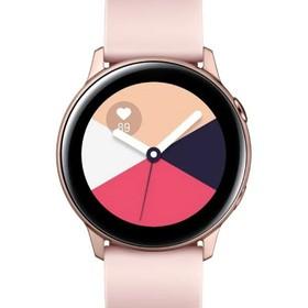 """Смарт-часы Samsung Galaxy Watch Active, 39.5мм, 1.1"""", розовое золото"""