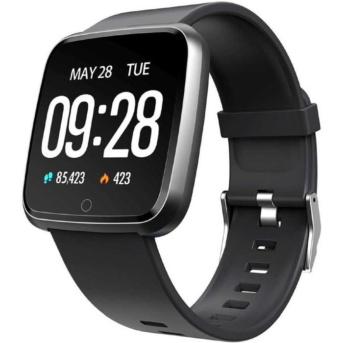 """Смарт-часы Digma Smartline H3, 1.3"""", черный"""