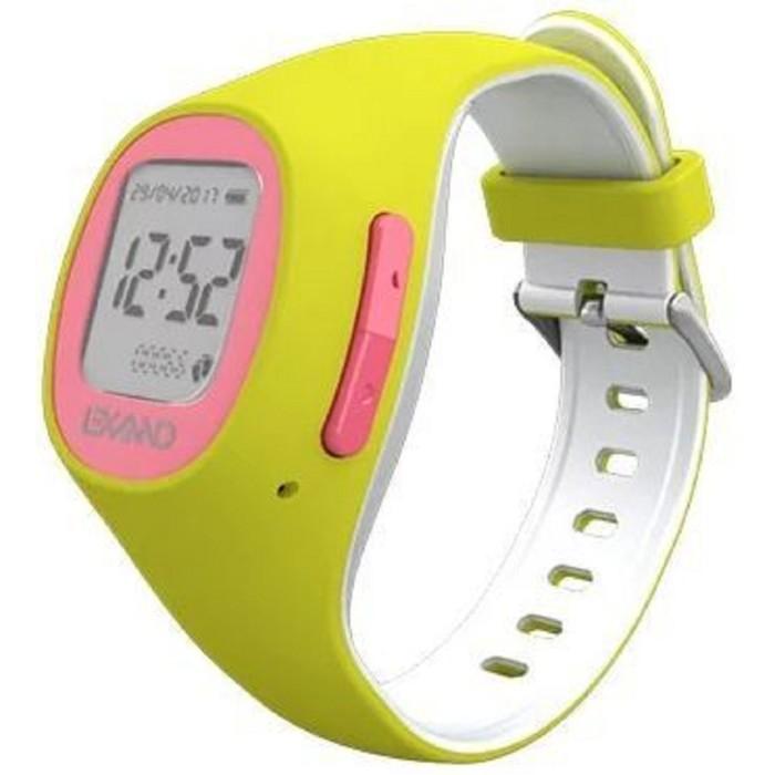 "Смарт-часы Lexand Kids Radar, 0.9"", желтый"