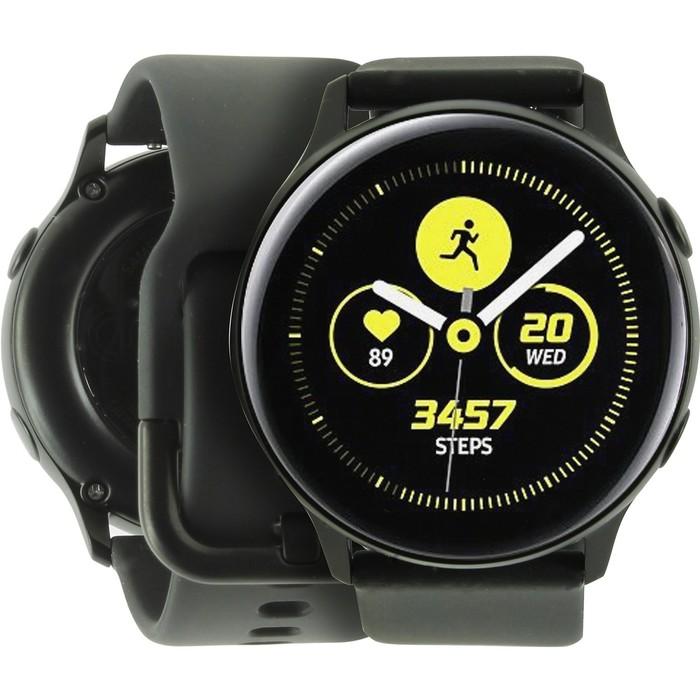 "Смарт-часы Samsung Galaxy Watch Active, 39.5мм, 1.1"", зеленый"